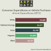 Infographic: Consumer Expenditures on vehicle purchases